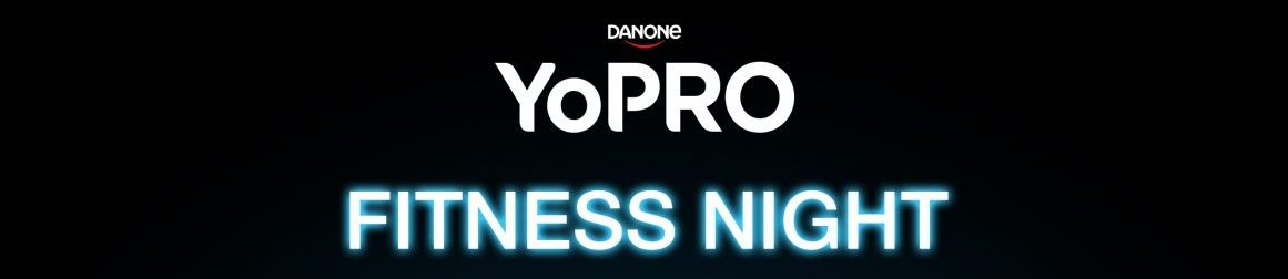 YoPRO FITNESS NIGHT