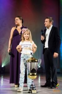 Вера Шпаковская.Балтийское созвездие 2014