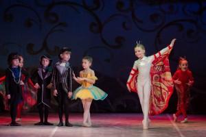 """Детский балет """"Дюймовочка"""". 7 ноября 2014 г. Премьера"""