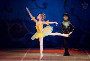 """Детский балет """"Дюймовочка"""". 9 декабря 2014 г."""