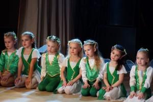 """Детский балет """"Дюймовочка"""". 6 ноября 2015 г."""