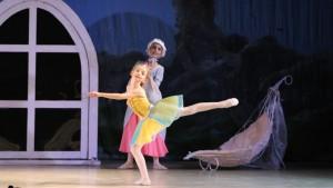 """Детский балет """"Дюймовочка"""". 7 ноября 2015 г."""