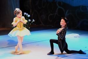 """Детский балет """"Дюймовочка"""". 12 февраля 2015 г."""