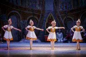 """Детский балет """"Щелкунчик"""". 11 февраля 2017 г."""