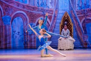 """Детский балет """"Спящая Красавица"""". 27 марта 2016"""