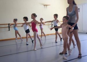 Балетный лагерь 2014